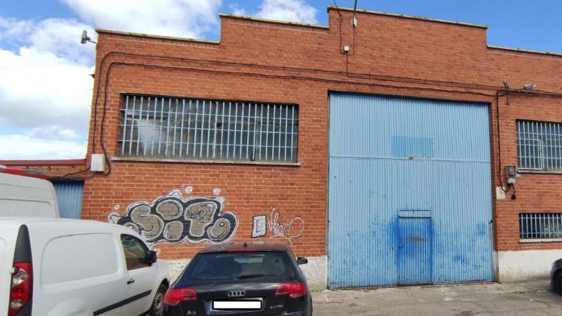 Industrial en venta en Humanes de Madrid, Madrid, Calle Oviedo, Pol Ind Valdonaire, 128.400 €, 325 m2