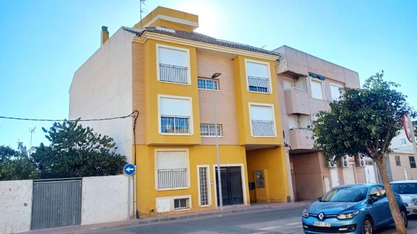 Piso en venta en Punta Calera, los Alcázares, Murcia, Calle Sanchez Albornoz, 57.500 €, 2 habitaciones, 1 baño, 55 m2