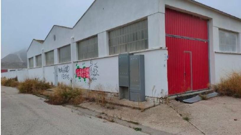 Industrial en venta en Villafranca de Ebro, Alfajarín, Zaragoza, Calle Partida Val de Villafranca Cª Barcelona, 210.000 €, 2 m2