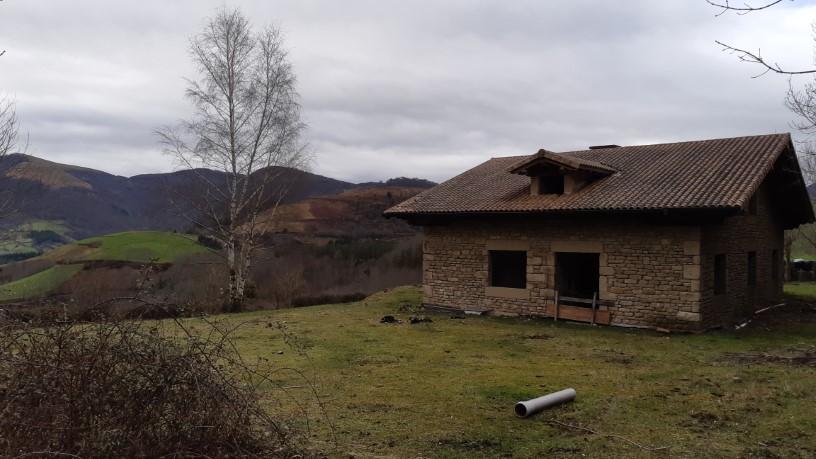 Casa en venta en Zubieta, Zubieta, Navarra, Paraje Paraje Aiaza Azkareteko Bordapo, 246.100 €, 3 habitaciones, 3 baños, 466 m2