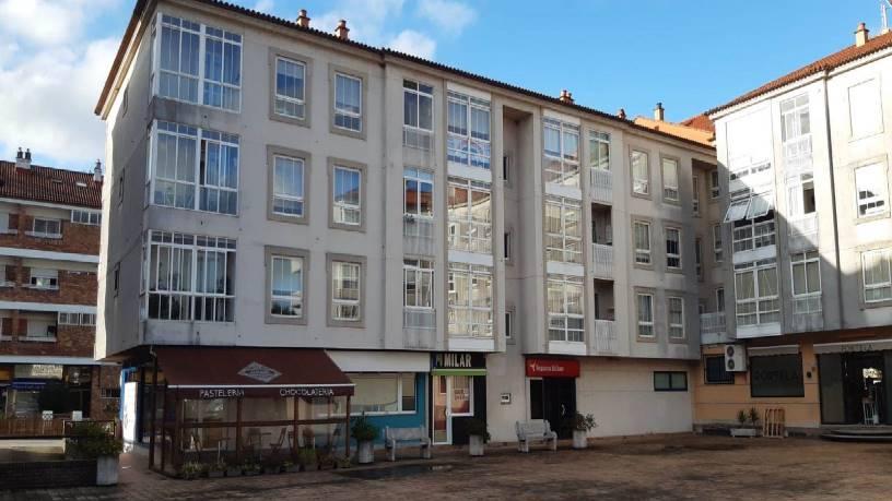 Piso en venta en Pazos de Reis, Tui, Pontevedra, Calle Mondoñedo, 98.900 €, 1 baño, 77 m2