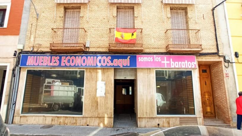 Local en venta en Daimiel, Ciudad Real, Calle Luis Ruiz Valdepeñas, 158.700 €, 353 m2