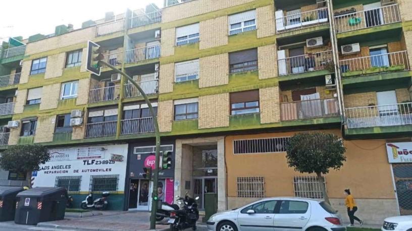 Piso en venta en San Vicente de Paúl, Jaén, Jaén, Calle Juanito Valderrama, 92.400 €, 2 habitaciones, 1 baño, 103 m2