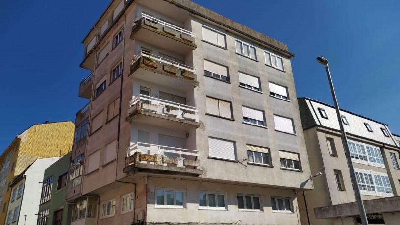 Piso en venta en O Castro, Foz, Lugo, Calle Emilia Pardo Bazan, 67.900 €, 2 habitaciones, 1 baño, 72 m2