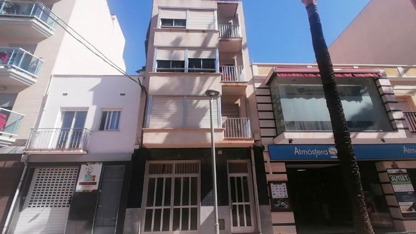 Piso en venta en Benicarló, Castellón, Calle Cristo del Mar, 37.260 €, 1 habitación, 1 baño, 65 m2