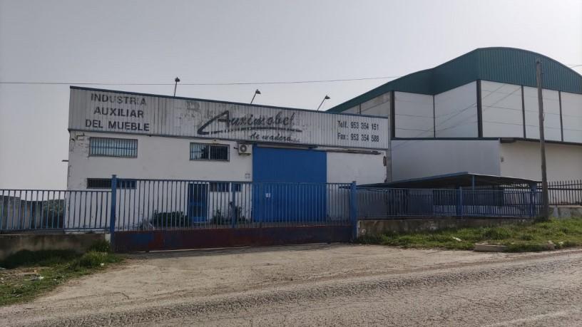 Industrial en venta en Mancha Real, Jaén, Carretera Mancha Real-baeza, 307.000 €, 1450 m2