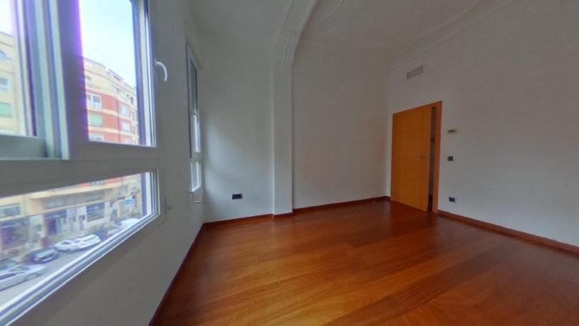 Piso en venta en Extramurs, Valencia, Valencia, Calle San Francisco de Borja, 378.000 €, 3 habitaciones, 2 baños, 150 m2