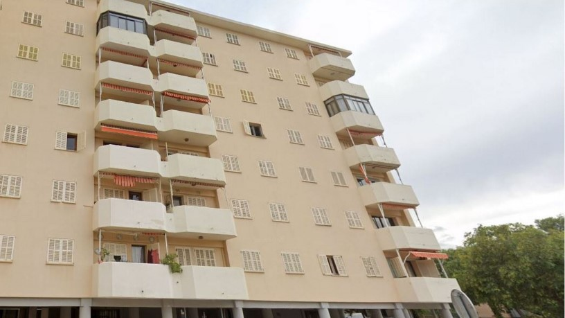 Piso en venta en Barri de Llevant, Palma de Mallorca, Baleares, Calle Caracas, 141.600 €, 3 habitaciones, 1 baño, 103 m2