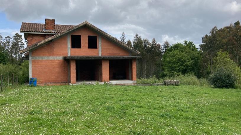 Casa en venta en O Regueiro, Ordes, A Coruña, Lugar Espenica S/n, Espenica, 64.000 €, 5 baños