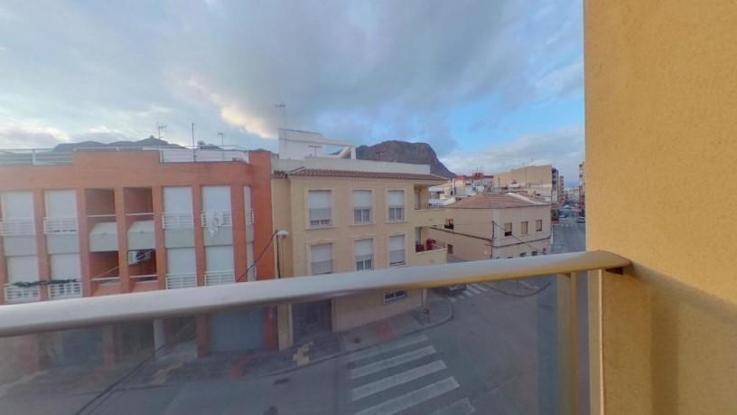 Piso en venta en Callosa de Segura, Alicante, Calle San Marcos Con Alameda Manuel Amo Nadal, 69.000 €, 1 habitación, 1 baño, 103 m2