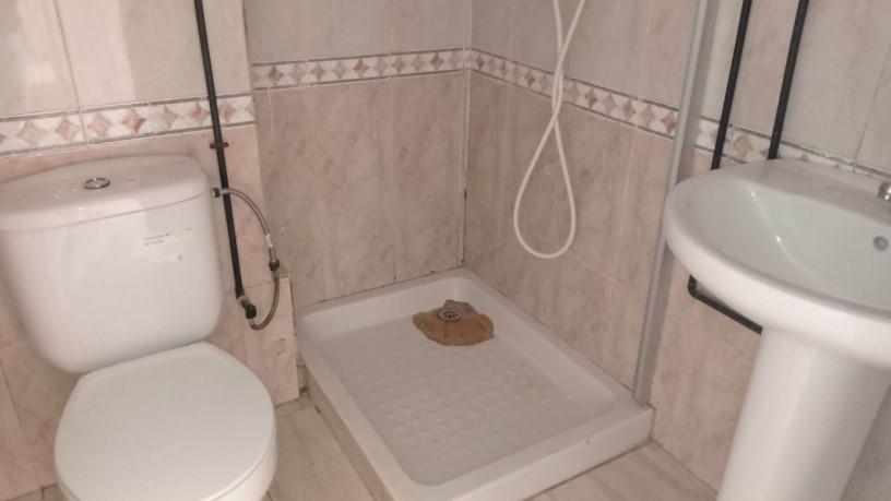 Piso en venta en Lo Pagán, San Pedro del Pinatar, Murcia, Calle Doctor Ferrerp Velasco, 57.500 €, 1 habitación, 1 baño, 92 m2