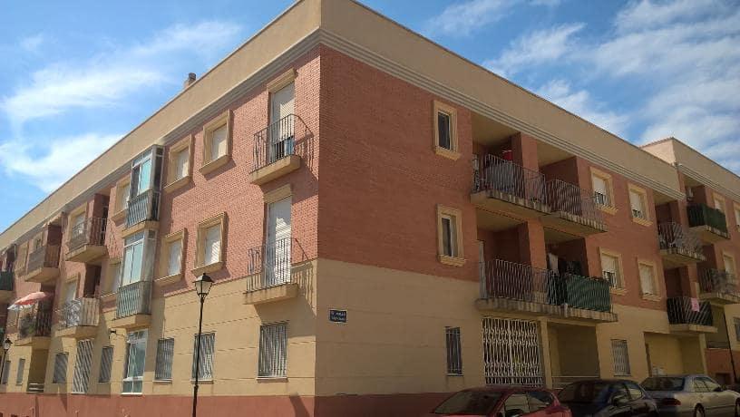 Piso en venta en Huércal-overa, Almería, Calle Algeciras, 83.900 €, 2 habitaciones, 1 baño, 73 m2