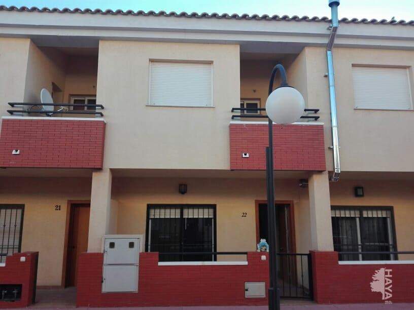 Casa en venta en Fuente Álamo de Murcia, Murcia, Calle Gallos, 105.375 €, 3 habitaciones, 2 baños, 119 m2