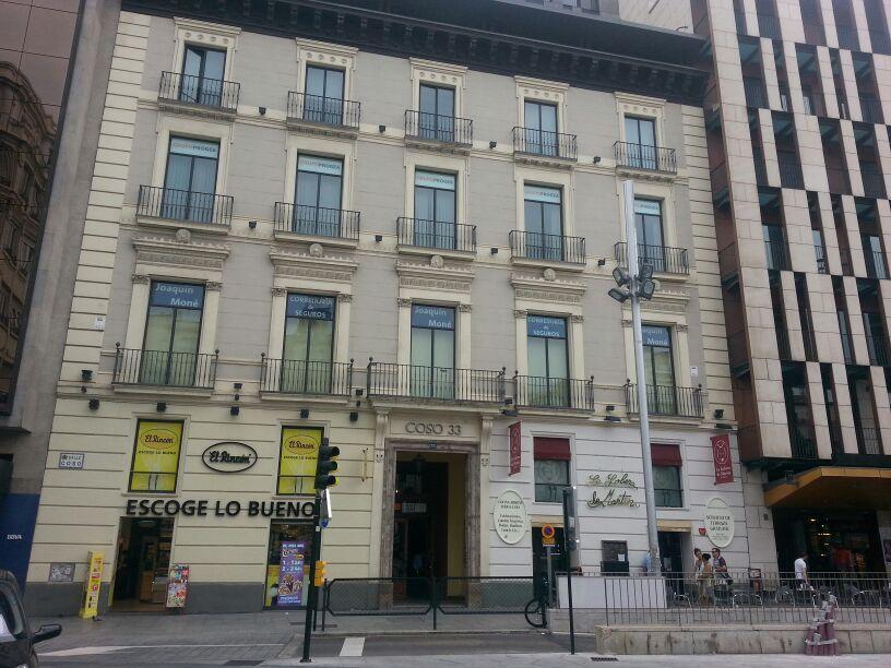 Oficina en venta en Casco Viejo, Zaragoza, Zaragoza, Calle Coso, 228.000 €, 114 m2
