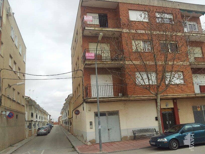 Piso en venta en Corral de Almaguer, Toledo, Calle Real, 41.500 €, 1 baño, 80 m2