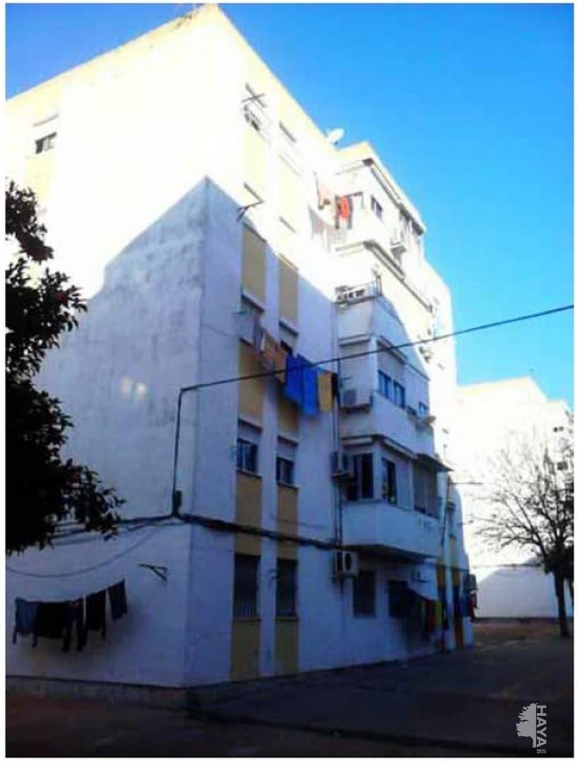 Piso en venta en Jerez de la Frontera, Cádiz, Calle San Telmo, 40.100 €, 3 habitaciones, 1 baño, 102 m2