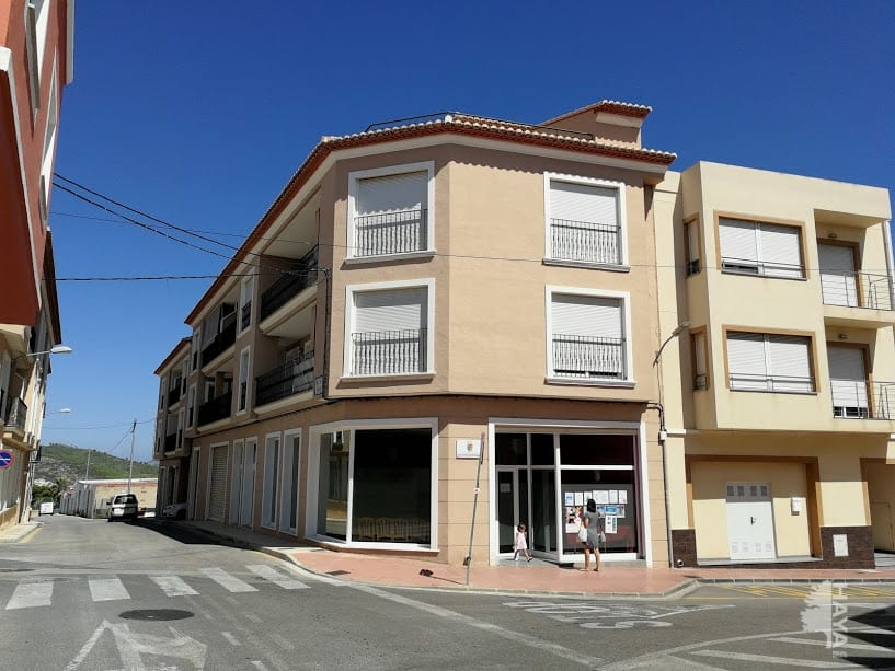 Piso en venta en El Benitachell/poble, Alicante, Camino Abiar, 72.800 €, 2 habitaciones, 2 baños, 98 m2