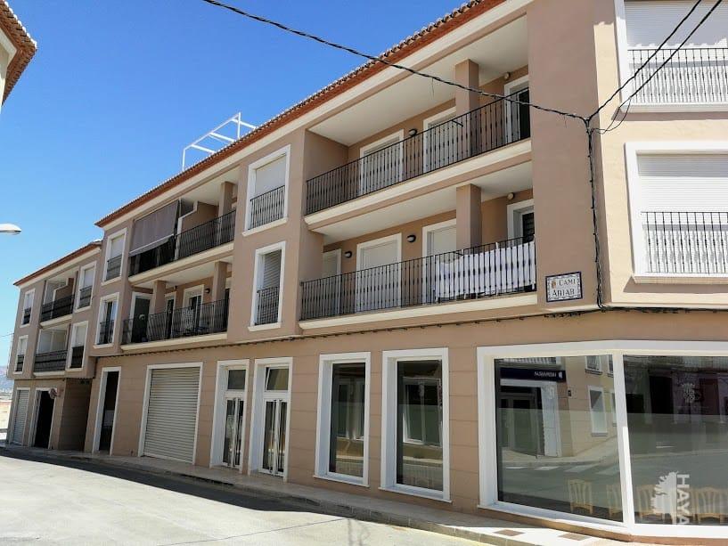 Piso en venta en El Benitachell/poble, Alicante, Avenida Valencia, 86.000 €, 3 habitaciones, 2 baños, 130 m2