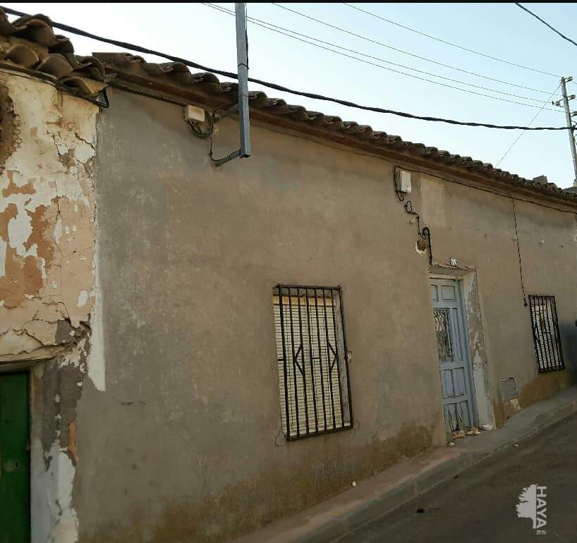 Casa en venta en La Alberca de Záncara, la Alberca de Záncara, Cuenca, Calle Altozano, 27.720 €, 3 habitaciones, 1 baño, 153 m2