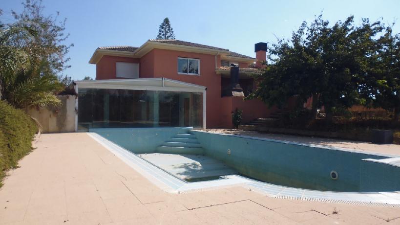 Casa en venta en Elche/elx, Alicante, Calle Partida Jubalcoy, 452.087 €, 7 habitaciones, 6 baños, 368 m2