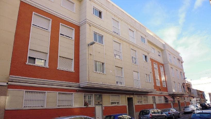 Piso en venta en Elche/elx, Alicante, Calle Alfredo Sanchez Torres, 110.746 €, 3 habitaciones, 2 baños, 130 m2