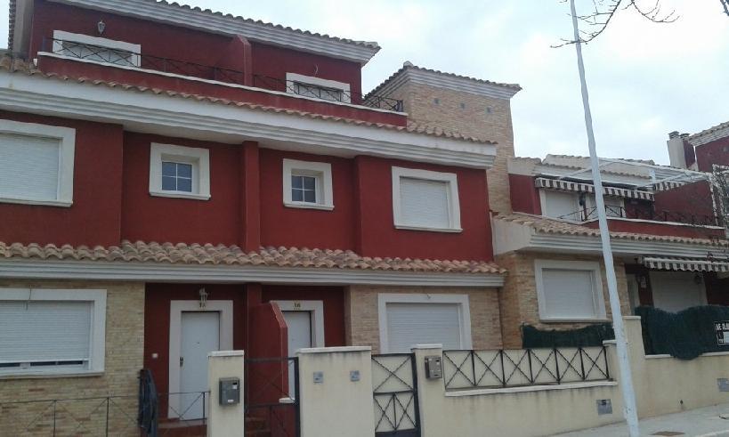 Casa en venta en Aspe, Alicante, Calle Barítono Manuel Ausensi, 161.000 €, 4 habitaciones, 2 baños, 127 m2