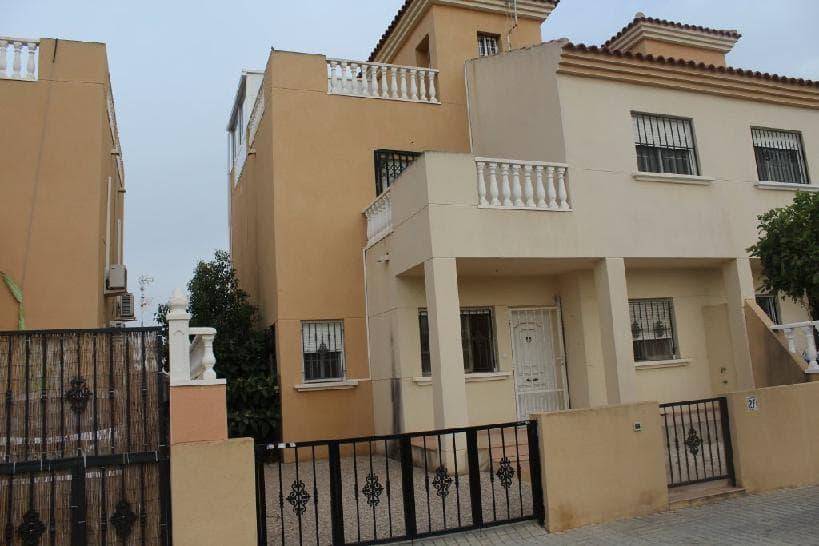 Casa en venta en Torrevieja, Alicante, Calle la Tortolas, 99.395 €, 2 habitaciones, 2 baños, 72 m2