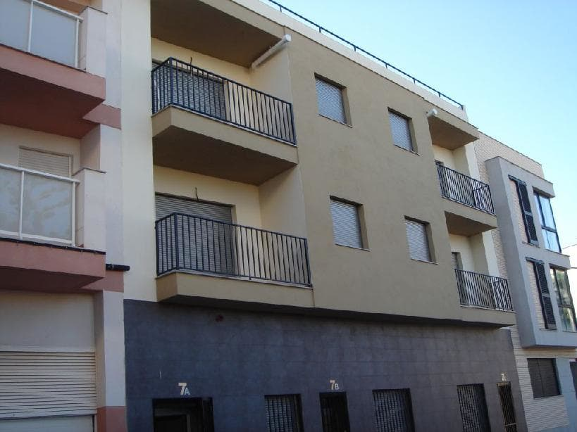 Piso en venta en Playa de Chilches, Chilches/xilxes, Castellón, Calle Cerezo, 48.500 €, 2 habitaciones, 1 baño, 64 m2
