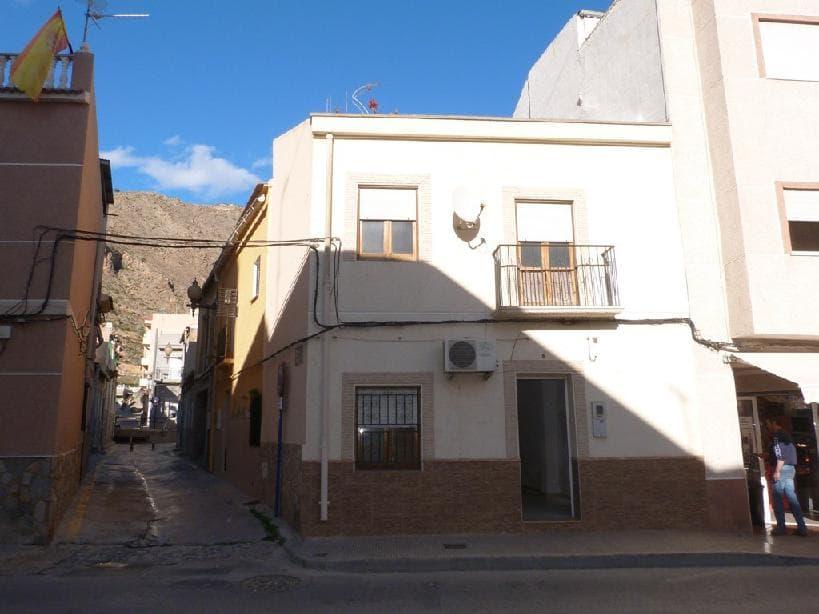 Casa en venta en Rabaloche, Orihuela, Alicante, Plaza San Francisco, 70.697 €, 4 habitaciones, 2 baños, 108 m2