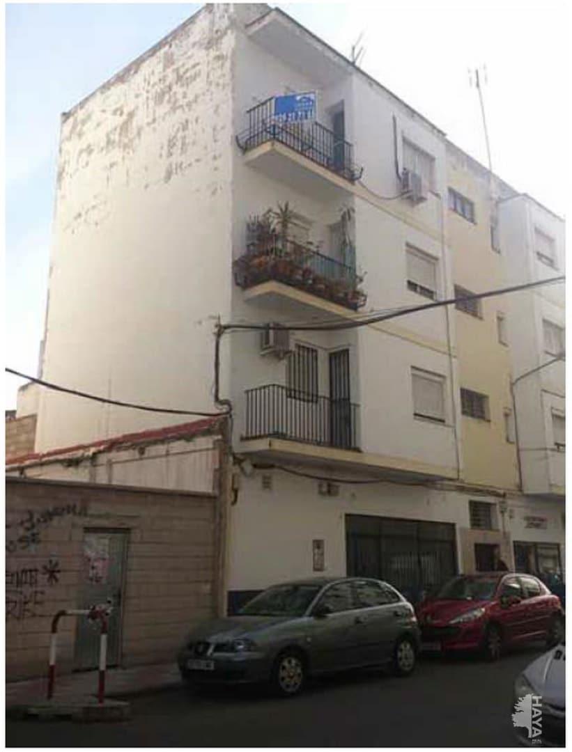 Piso en venta en San Andrés, Mérida, Badajoz, Calle San Luis, 34.500 €, 3 habitaciones, 1 baño, 56 m2