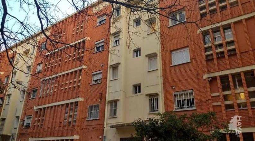 Piso en venta en Valencia, Valencia, Plaza Colonia Española de Méjico, 72.200 €, 3 habitaciones, 1 baño, 59 m2