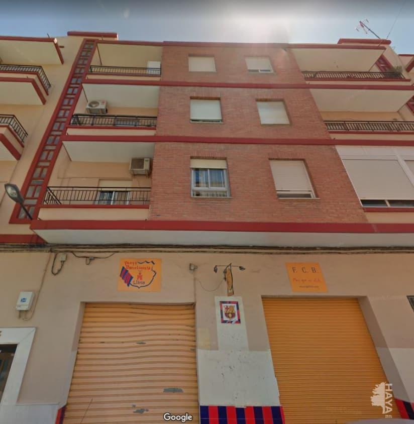 Piso en venta en Llíria, Valencia, Calle Dausias March, 95.600 €, 3 habitaciones, 1 baño, 100 m2