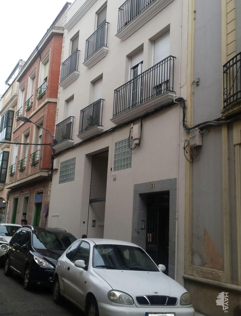 Piso en venta en Casco Antiguo, Badajoz, Badajoz, Calle Vasco Nuñez, 256.100 €, 4 habitaciones, 2 baños, 6 m2