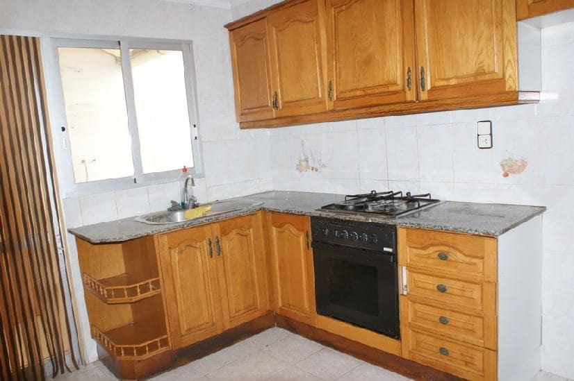 Piso en venta en Benicarló, Castellón, Calle Sants Martirs, 51.746 €, 2 habitaciones, 1 baño, 81 m2
