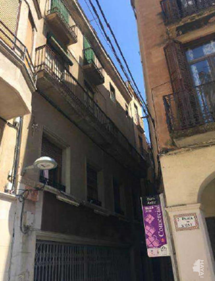 Piso en venta en Valls, Tarragona, Calle Peixateria (de La), 102.900 €, 3 habitaciones, 1 baño, 222 m2