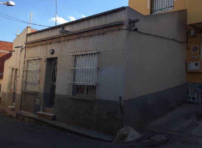 Casa en venta en Infante Juan Manuel, Murcia, Murcia, Calle Morera, 64.100 €, 3 habitaciones, 2 baños, 109 m2