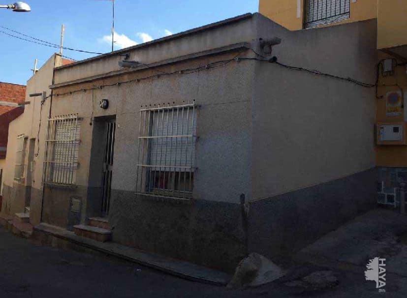 Casa en venta en Murcia, Murcia, Calle Morera, 78.600 €, 3 habitaciones, 2 baños, 109 m2