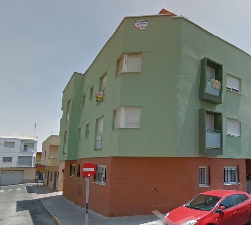 Piso en venta en Pampanico, El Ejido, Almería, Calle Ramiro de Maeztu, 50.300 €, 2 habitaciones, 1 baño, 68 m2