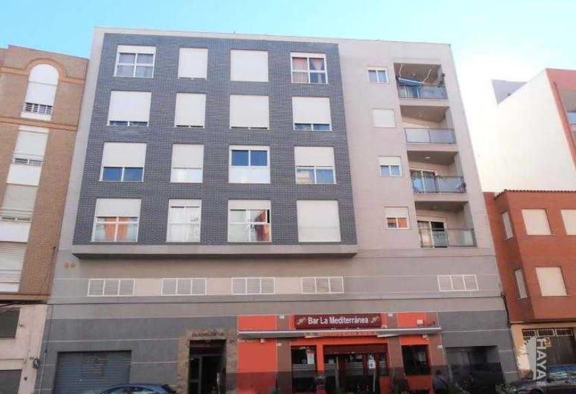 Piso en venta en Grupo Pío Xii, Almazora/almassora, Castellón, Calle Boqueras, 79.800 €, 2 habitaciones, 1 baño, 91 m2