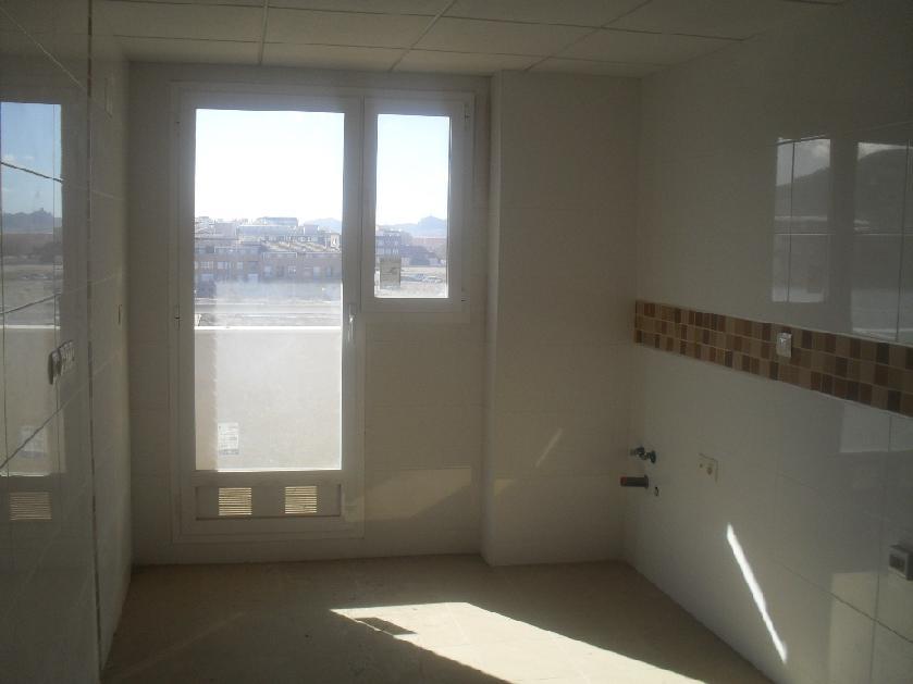 Piso en venta en Villena, Alicante, Calle Ambrosio Cotes, 111.930 €, 3 habitaciones, 1 baño, 105 m2