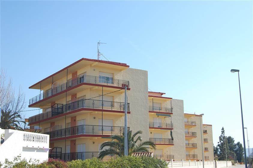 Piso en venta en La Xara, Dénia, Alicante, Calle Bovetes Al Mar, 70.000 €, 2 habitaciones, 1 baño, 82 m2