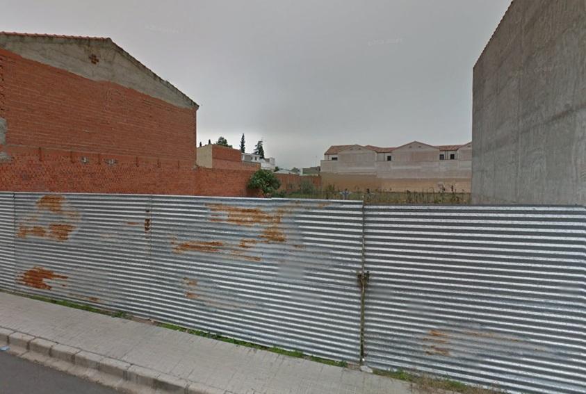 Suelo en venta en Argamasilla de Alba, Argamasilla de Alba, Ciudad Real, Calle Guadiana, 38.000 €, 296 m2