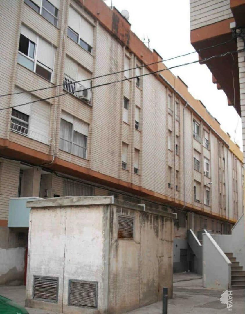 Piso en venta en Virgen de Gracia, Vila-real, Castellón, Pasaje Forcall, 37.800 €, 4 habitaciones, 1 baño, 87 m2