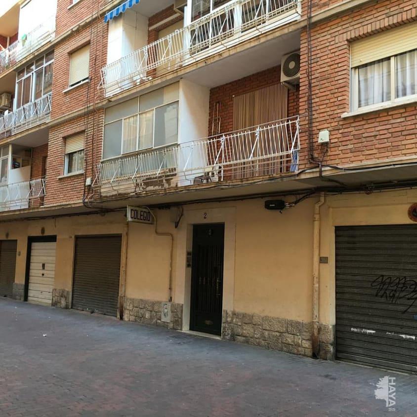 Piso en venta en Franciscanos, Albacete, Albacete, Pasaje Federico Ozanan, 48.000 €, 3 habitaciones, 1 baño, 85 m2