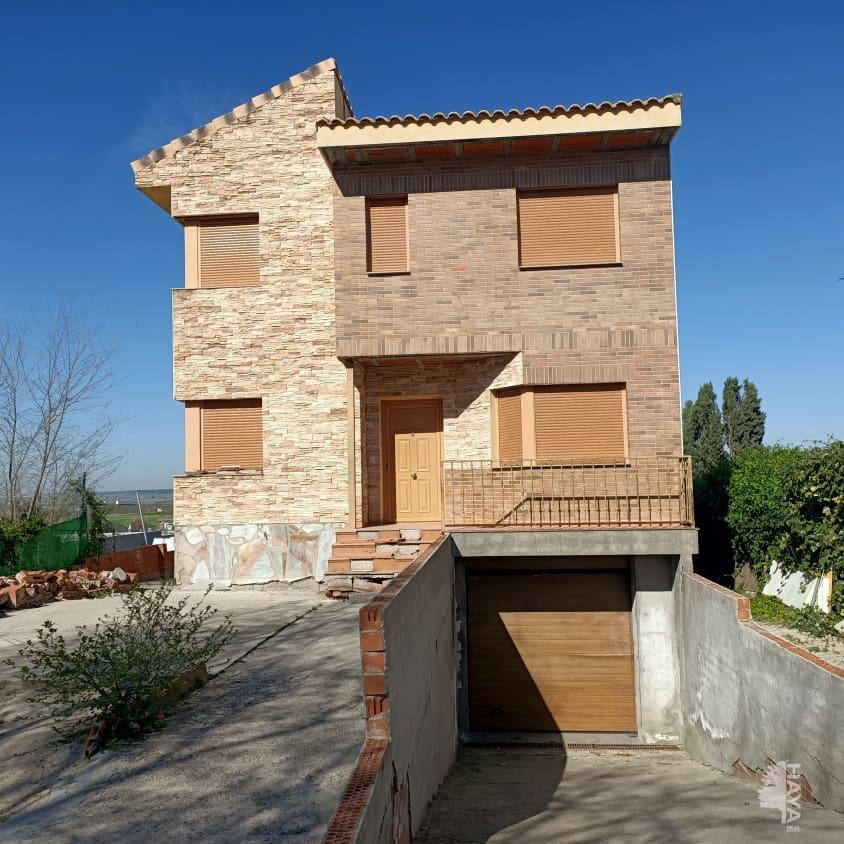 Casa en venta en Casa de la Unquerilla, Numancia de la Sagra, Toledo, Calle Olmos, 210.167 €, 4 habitaciones, 2 baños, 247 m2