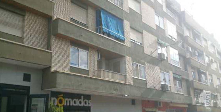 Piso en venta en Huércal-overa, Huércal-overa, Almería, Calle Colón, 64.900 €, 3 habitaciones, 1 baño, 115 m2