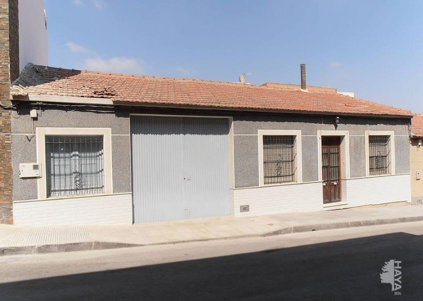 Casa en venta en El Salar, Cox, Alicante, Calle la Cuesta, 100.530 €, 3 habitaciones, 2 baños, 210 m2