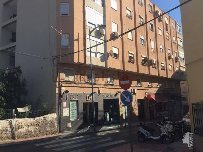 Piso en venta en Almería, Almería, Calle Alhadra, 68.600 €, 3 habitaciones, 1 baño, 63 m2