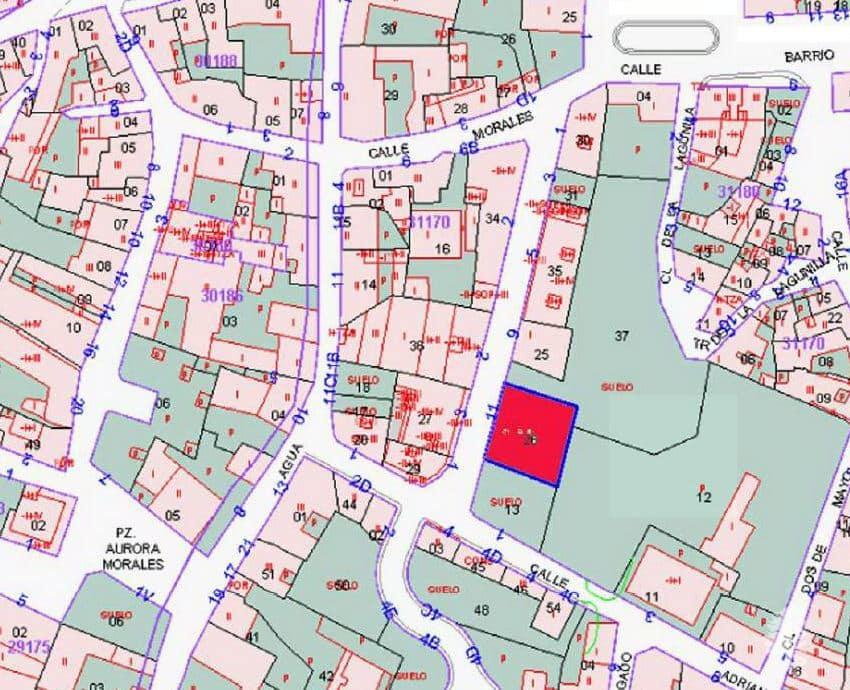 Local en venta en Bargas, Toledo, Calle Comercio, 41.400 €, 225 m2