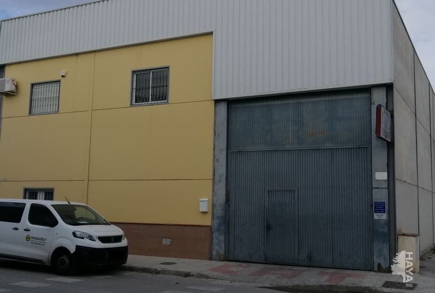 Industrial en venta en Benalúa, Granada, Calle Polígono Industrial El Cordovi, 203.646 €, 668 m2